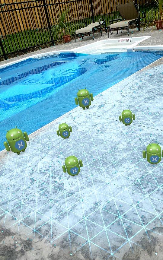 Xamarin で Android 向けの AR を簡単制作   エクセルソフト ブログ