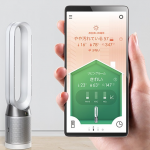 BreezoMeter は Dyson 空気清浄機アプリで大気質データを提供