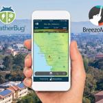 米国気象情報サービスの WeatherBug によるエアクオリティ データの提供