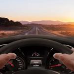 自動車の車内から大気汚染対策