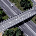 車の交通量と汚染の関係性