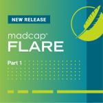 新バージョン MadCap Flare 2020 r2 の新機能 – パート 1: 定義リストの追加、リスト機能の強化など