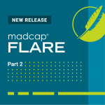 新バージョン MadCap Flare 2020 r2 の新機能 – パート 2 マイクロコンテンツ オーサリングの拡張、スタイル付き変数