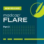 新バージョン MadCap Flare 2020 r2 の新機能 – パート 3: MadCap Connect for Salesforce および Zendesk の機能拡張ほか