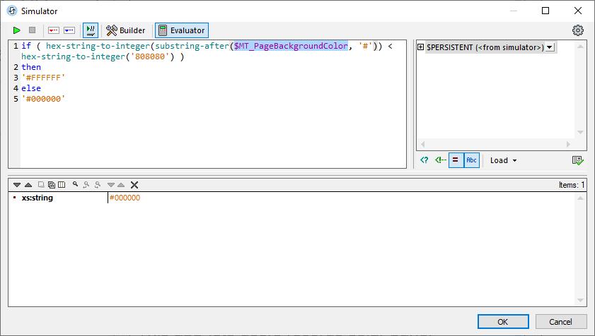 XPath expression